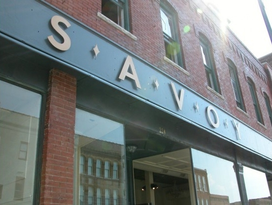 Savoy - Attractions/Entertainment, Ceremony & Reception, Ceremony Sites, Reception Sites - 224 East Commercial Street, Springfield, MO, United States