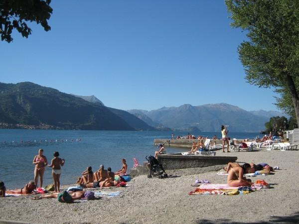 Lido (beach) Mandello Del Lario - Beaches - Via Medaglie Olimpiche Mandellesi, Mandello del Lario, Lombardia, Italy