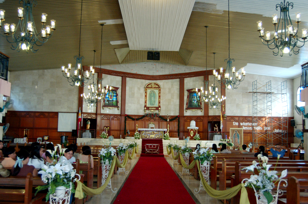 National Shrine Of Guadalupe - Ceremony Sites - Makati City, Metro Manila, PH