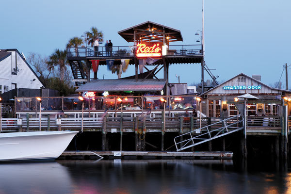 Shem Creek - Attractions/Entertainment, Cruises/On The Water - 98 Church St, Mt Pleasant, South Carolina, US