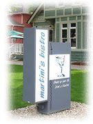 Martini's Bistro - Restaurant - Terry St, Longmont, CO, 80501