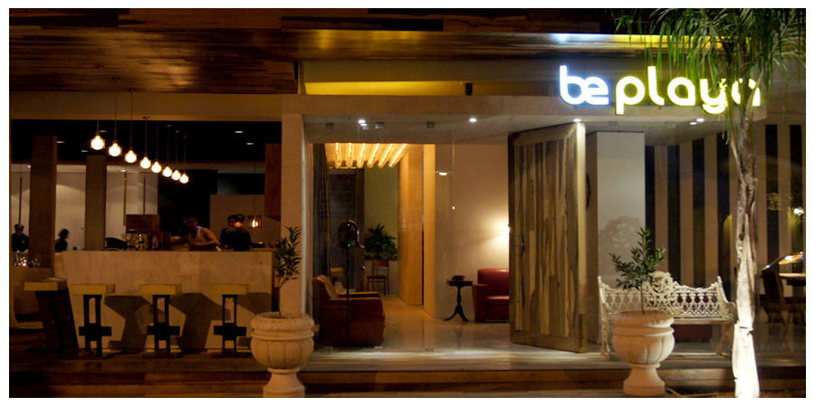 Be Playa - Hotels/Accommodations - Avenida 10 esquina calle 26, Playa del Carmen (Quintana Roo), Quintana Roo, Mexico