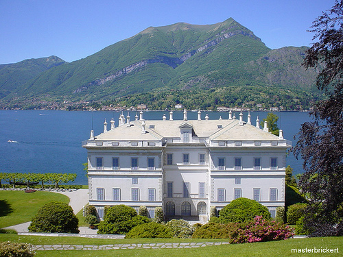 Garden Of Villa Melzi - Attractions/Entertainment, Parks/Recreation - Lungo Lario Manzoni, Bellagio, CO, Italy