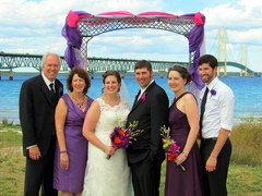 Old Mackinac Point Lighthouse - Ceremony - 526 N Huron Ave, Mackinaw City, MI, 49701