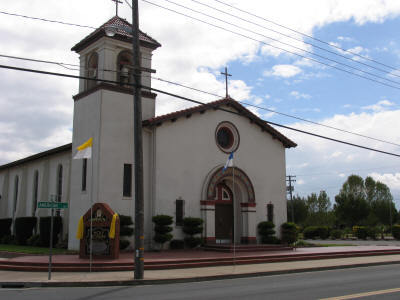 Holy Rosary Catholic Church - Ceremony Sites - 8471 Cypress St, Hilmar, CA, 95324