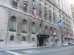 The Yale Club - Reception Sites, Ceremony Sites - 50 Vanderbilt Ave, New York, NY, 10017