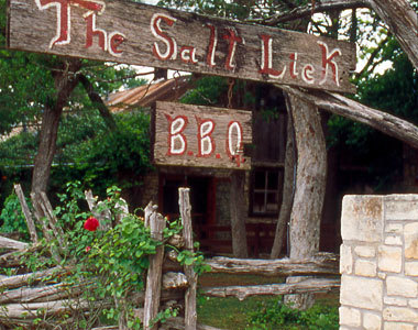 The Salt Lick - Ceremony Sites, Reception Sites, Restaurants - 18300 Farm to Market 1826, Driftwood, TX, 78619