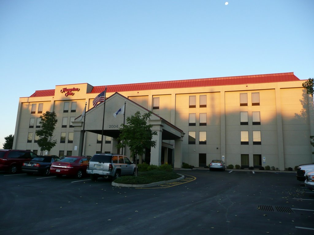 Hampton Inn Hotel - Hotels/Accommodations - 2004 Rte 206, Bordentown, NJ, 08505, US