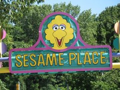 Sesame Place Amusement Park - Attraction - 100 Sesame Rd, Langhorne, PA, United States