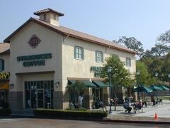 Starbucks at Valencia Marketplace - Coffee/Smoothies - 25900 The Old Road, Stevenson Ranch, CA, United States