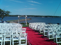 Outdoor Ceremony - Ceremony Sites - Water St & Conestoga St, Charlestown, Maryland, US