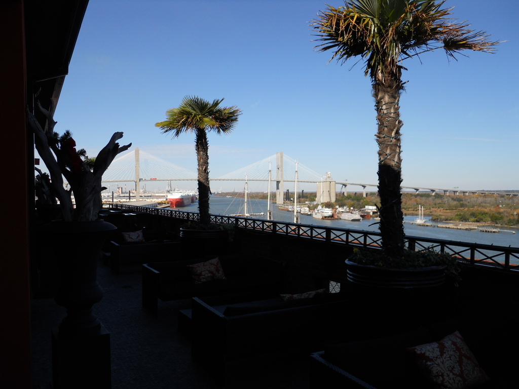The Bohemian Hotel Savannah Riverfront - Hotels/Accommodations, Attractions/Entertainment, Restaurants, Bars/Nightife - 102 West Bay Street, Savannah, GA, United States