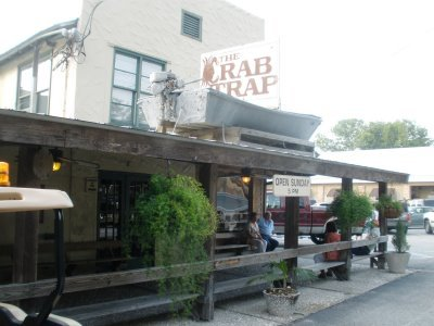 The Crab Trap - Restaurants - 1209 Ocean Boulevard, Saint Simons Island, GA, United States