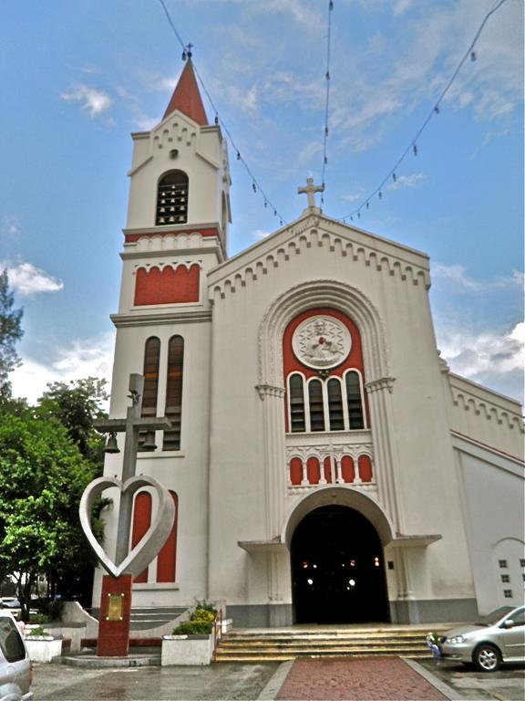 Sacred Heart Of Jesus Parish - Ceremony Sites - Sacred Heart, Quezon City, Metro Manila, Philippines