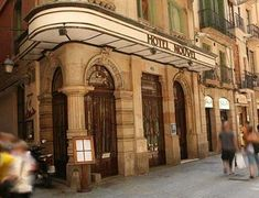 Hotel Nouvel - Hotel - C/ Santa Anna, 18-20, Barcelona, Catalonia, 08002