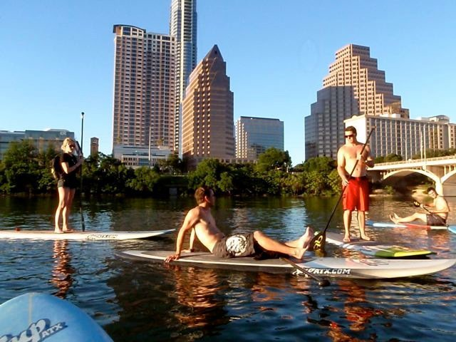 Texas Rowing Center Boathouse - Cruises/On The Water, Attractions/Entertainment - 1541 West Cesar Chavez, Austin, TX, United States