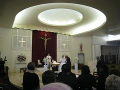 Sacred Heart Church - Ceremony - 16501 Annapolis Rd, Bowie, MD, 20715