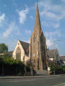 St Matthew's Church - Ceremony Sites - Station Road, Redhill, Surrey, RH1 1DL, United Kingdom