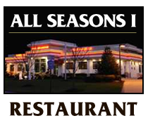 All Seasons Restaurant - Area Restaurants - 176 Wyckoff Road, Eatontown, NJ, United States