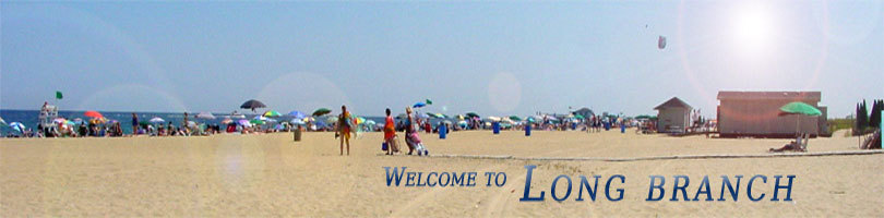 Beach At Long Branch Nj - Beaches - Ocean Ave, Long Branch, NJ