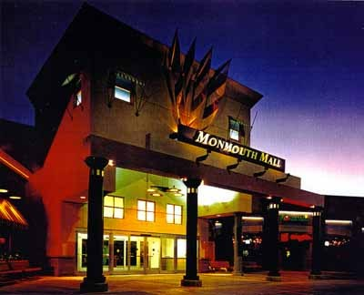 Monmouth Mall Shopping Center - Shopping, Attractions/Entertainment - Monmouth Mall, NJ Route 35 & 36, Eatontown, NJ, United States
