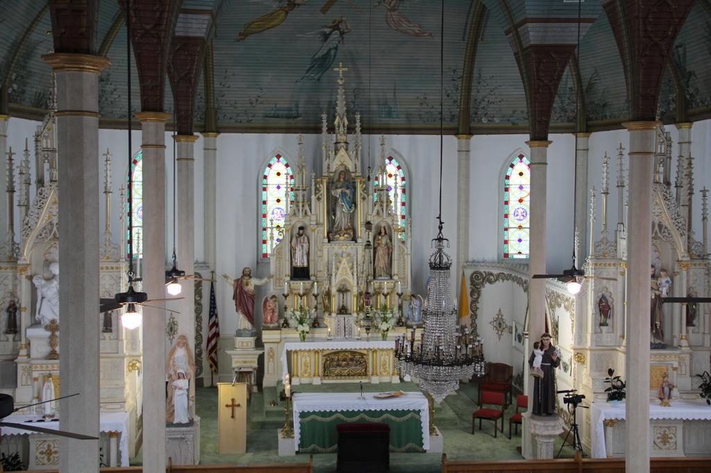 St. Mary's Church Of The Assumption - Ceremony Sites - Praha, TX 78941, Praha, Texas, US