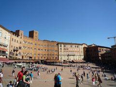 Piazza del Campo - Attraction - Piazza Il Campo, 1, Siena, Tuscany, Italy