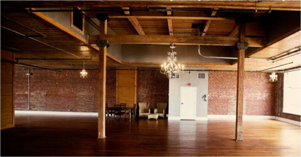 Aubrey Hall Reception Venue - Reception Sites - 130 North 2nd Street, Monroe, LA, 71291
