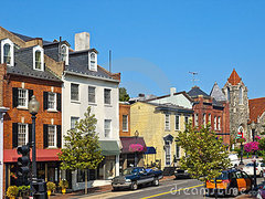 Georgetown - Attraction - Washington, DC, US