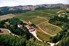 Agricola Monterinaldi S.R.L. - Winery - Località Lucarelli, Radda in Chianti, Tuscany, Italy