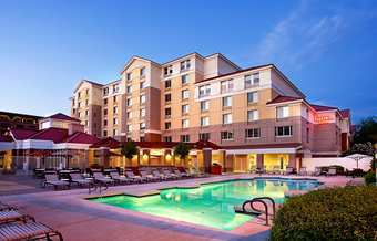 Hilton Garden Inn - Hotels/Accommodations - 7324 E Indian School Rd, Scottsdale, AZ, 85251