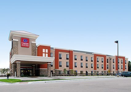 Comfort Suites - Hotels/Accommodations - 1020 Hostetler Drive, Manhattan, KS, 66502