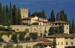 Agriturismo Castello di Verrazzano - Winery - Località San Martino in Valle, 12, Greve in Chianti, Tuscany, Italy