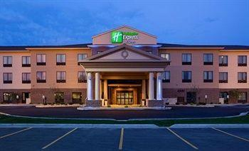 Holiday Inn Express - Hotels/Accommodations - 3041 4th St SW, Mason City, IA, 50401