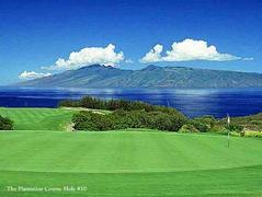 Kapalua Golf Course - Golf - Kapalua, HI