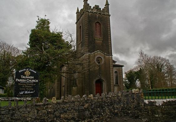 Taunagh Church Riverstown, Co.sligo - Ceremony Sites -