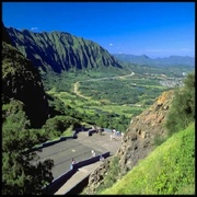Pali lookout - Attraction - Nuuanu Pali Dr, Honolulu, H.I., United States