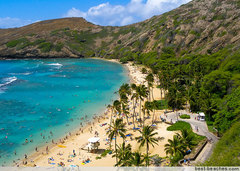 Hanauma Bay Nature Preserve - Beaches - 7455 Kalanianaole Highway, Honolulu, HI, United States