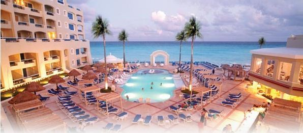 Gran Caribe Real Resort & Spa All Inclusive - Hotels/Accommodations, Ceremony & Reception - Kukulkan Blvd, Km 11.5, Cancún, Q.r., 77500, Mexico