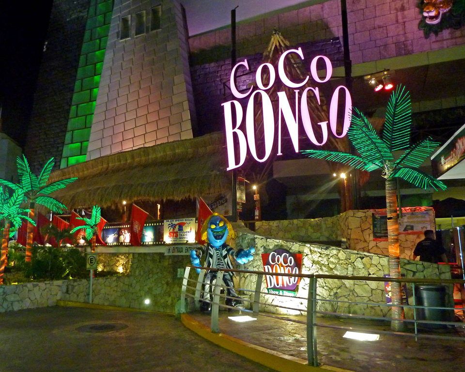 Coco Bongo - Cancun - Attractions/Entertainment - Blvd. Kukulcan #30 Km 9.5, Hotel Zone, Cancún, Mexico