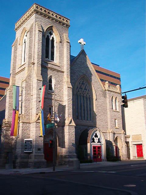 Trinity Episcopal Church - Ceremony Sites -