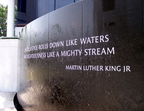 Civil Rights Memorial - Attractions/Entertainment - 400 Washington Avenue, Montgomery, AL, United States