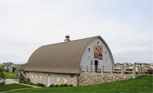 Johnston barn wedding