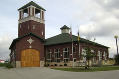 White Twp Fire Station Museum & Event Center - Ceremony - Indian Springs Rd, Indiana, PA, 15701