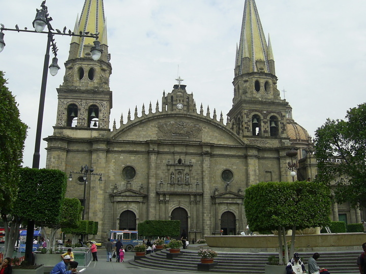 Catedral De Guadalajara - Ceremony Sites -