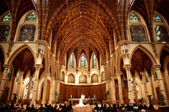 Holy Name Cathedral  - Ceremony - 735 N State St, Chicago, IL, 60610, US