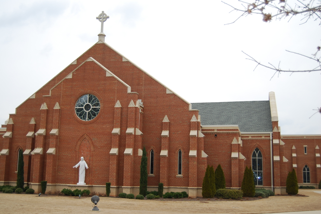 St Peter Chanel Catholic Church - Ceremony Sites - 11330 Woodstock Rd, Fulton County, GA, 30075, US