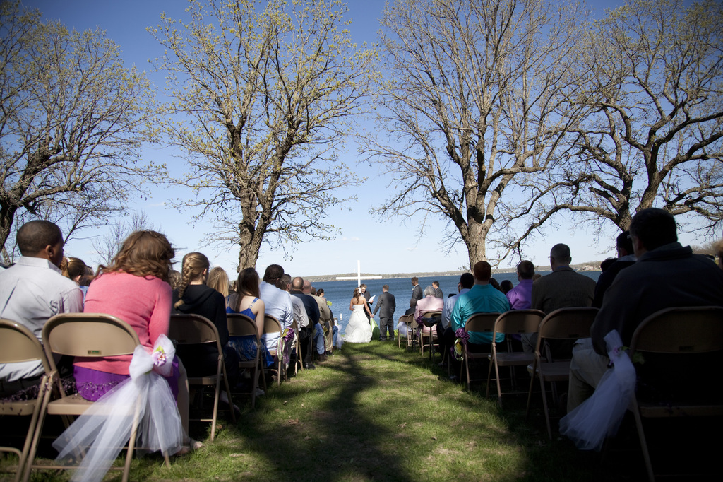 Lakeshore Center At Okoboji - Ceremony Sites - 1864 Iowa 86, Milford, IA, 51360, US