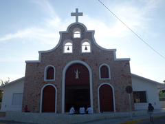 Sacred Heart of Jesus - Ceremony Venue - Isla Mujeres, QROO, MX