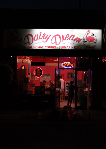 Dairy Dream - Attractions/Entertainment - 66 King E, Cobourg, ON, Canada